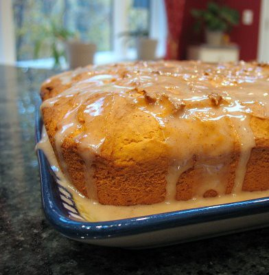 Two ingredient cake from Big Red Kitchen