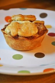 Mini Apple Pies from Little Bit Funky