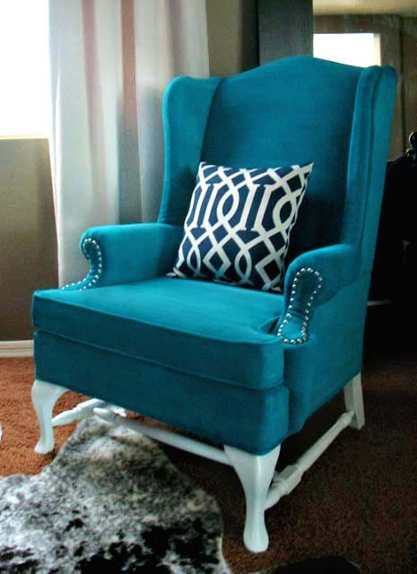 via hyphen interiors - Upholstery Fabric For Chairs