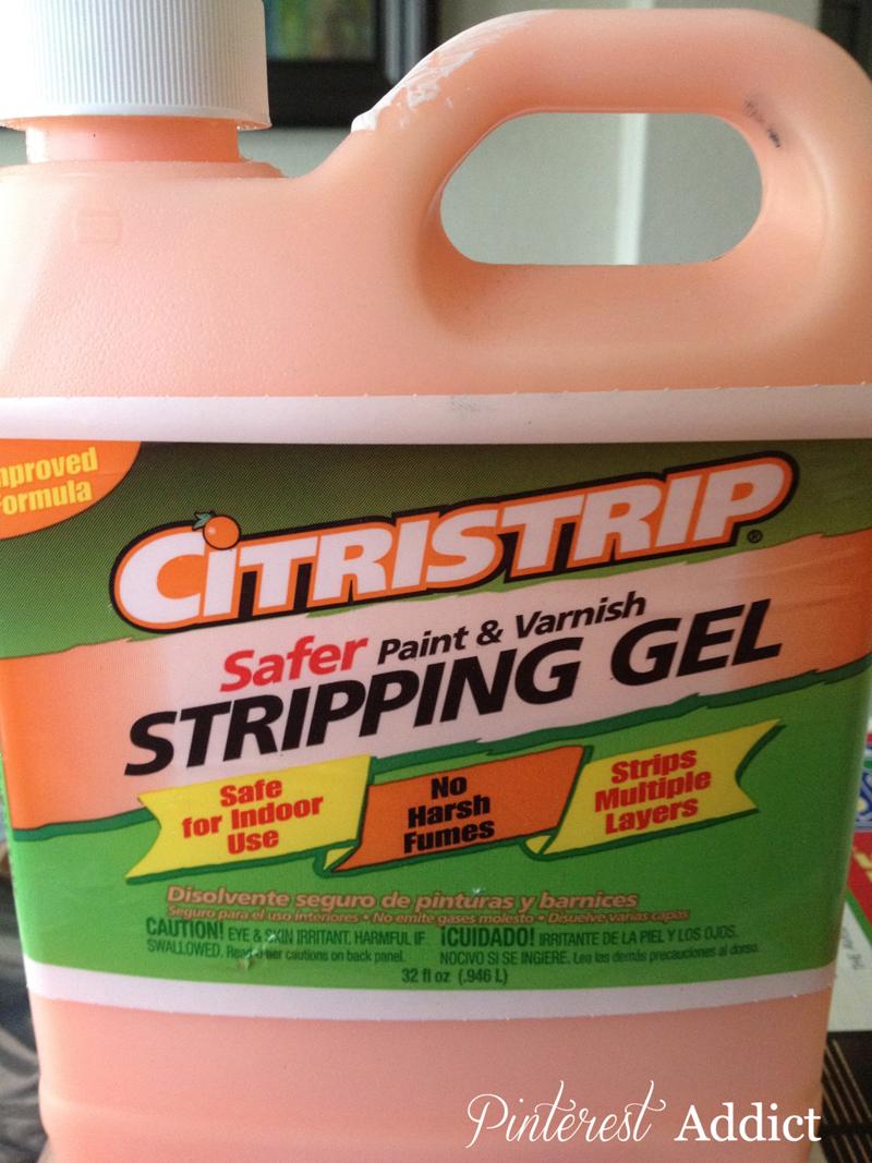 Citristrip Stripping Gel