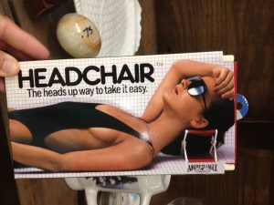 Yes, a Headchair.