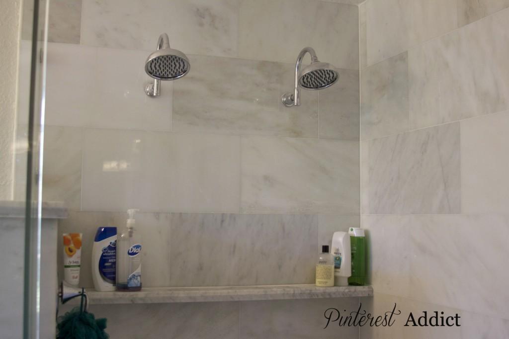 Master Bathroom Reveal Finally Pinterest Addict