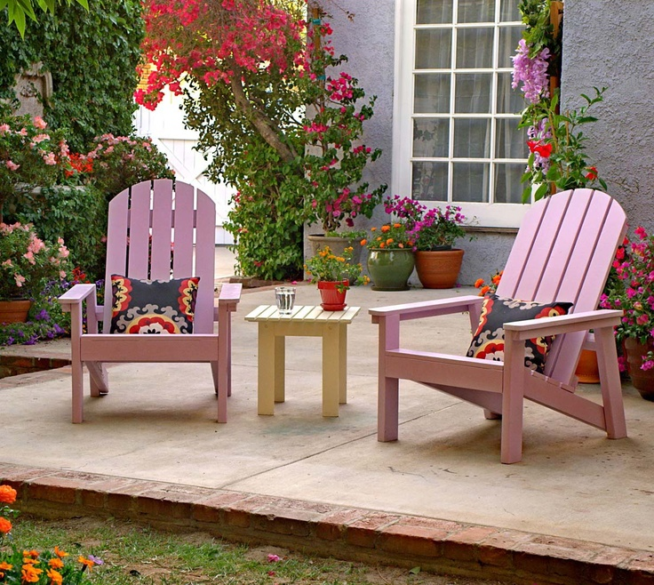 Ana White's Adirondack Chair