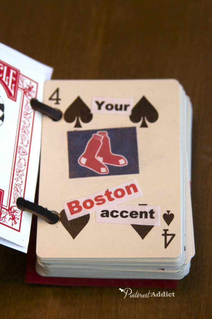 52 things I like about you-Boston Accent