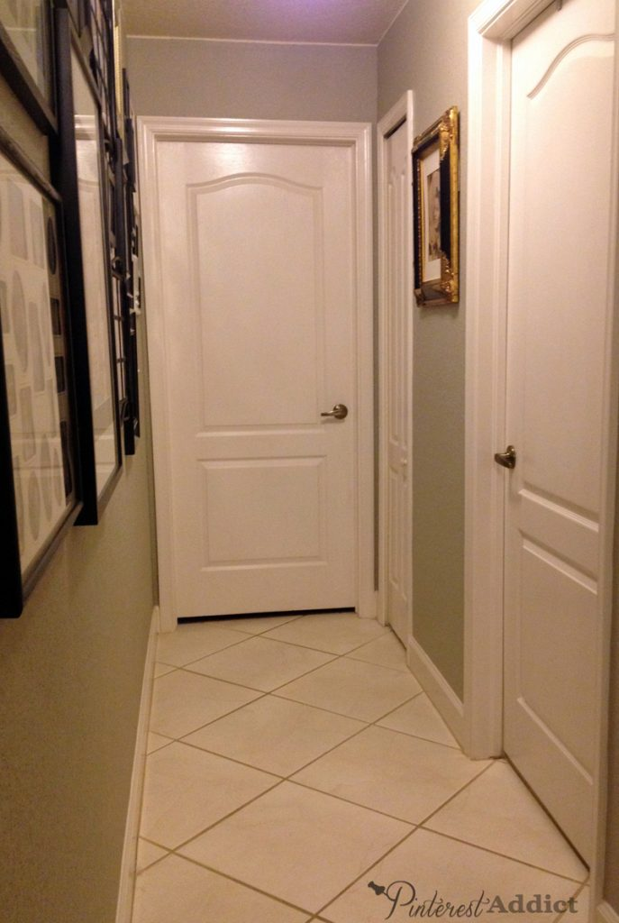 white bathroom door painting the interior doors black 15063