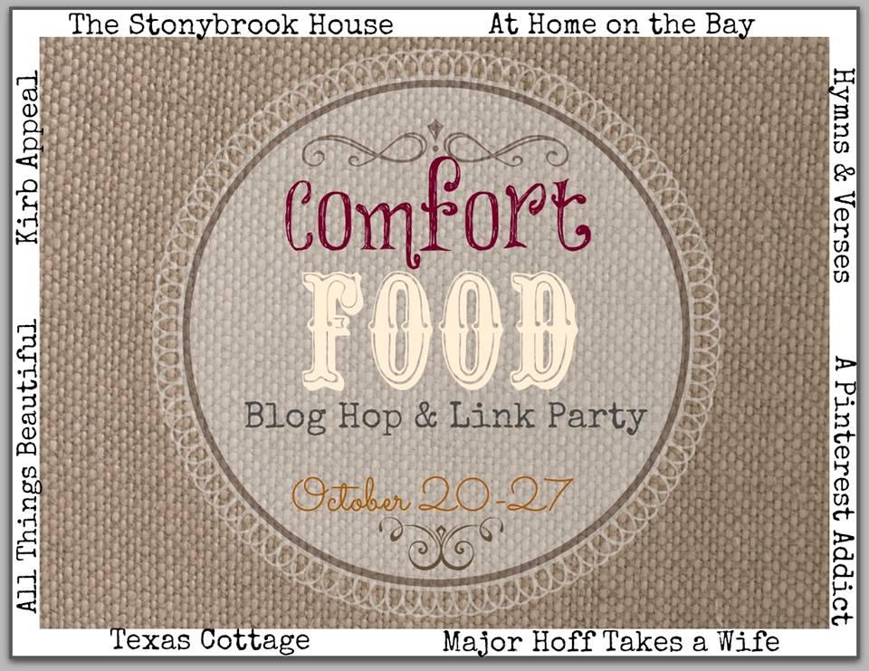 comfort food blog hop